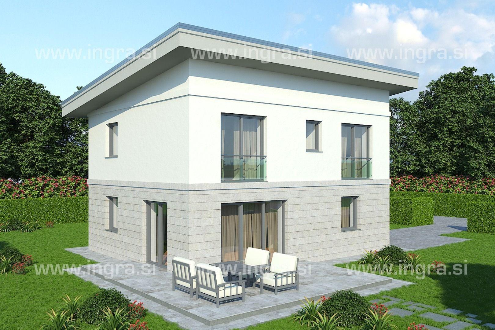 Ytong hiša Livia