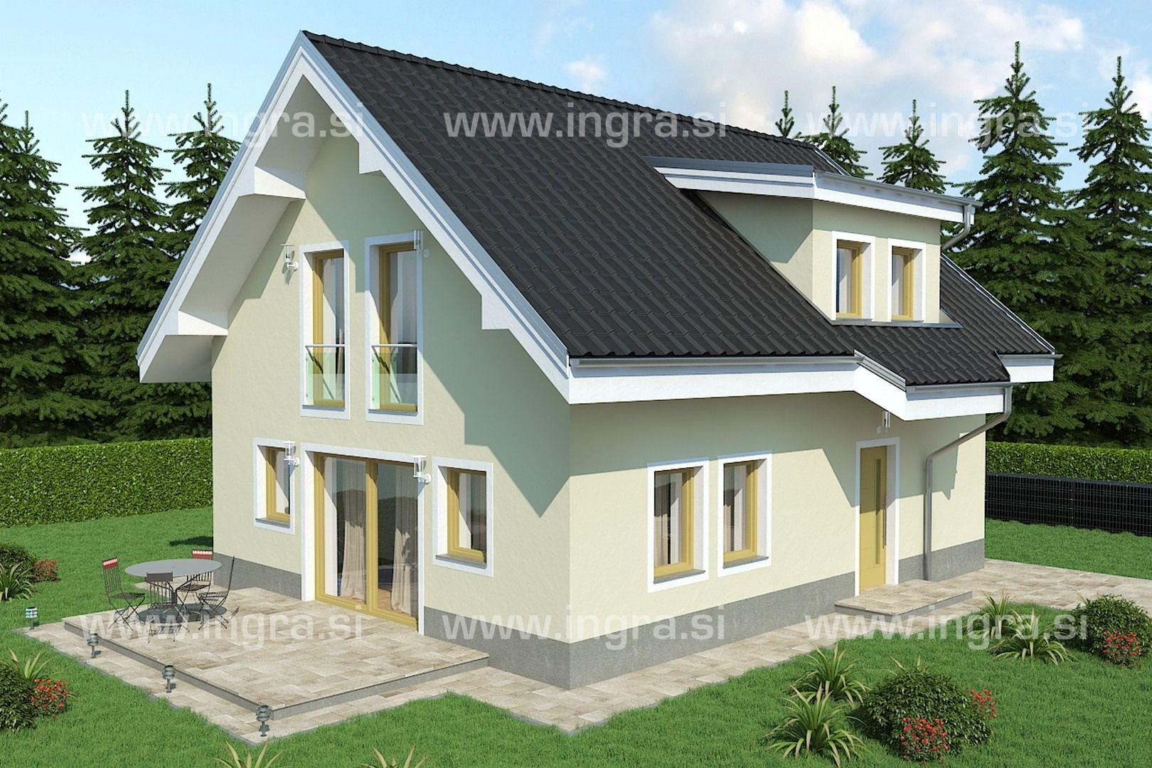 Ytong hiša Vesna
